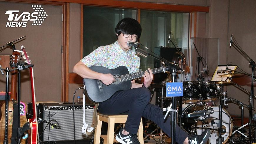 圖/達志影像TPG 當歌手或演員 盧廣仲:都是喜歡分享的我