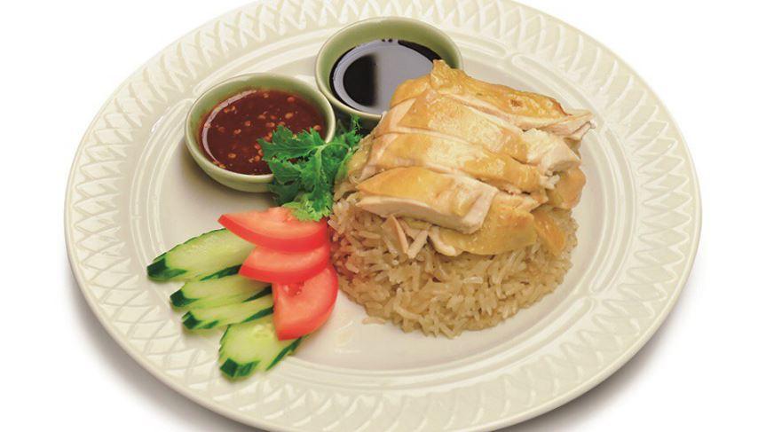 業者提供 獨門泰式海南雞飯在這 只賣一個月每日限量50份