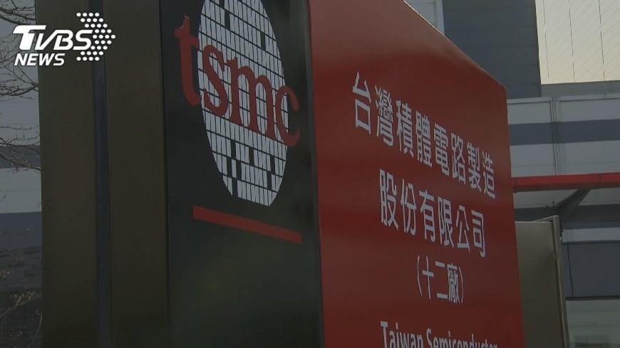 圖/TVBS 台積電賣股 世芯-KY開盤跌2.29%