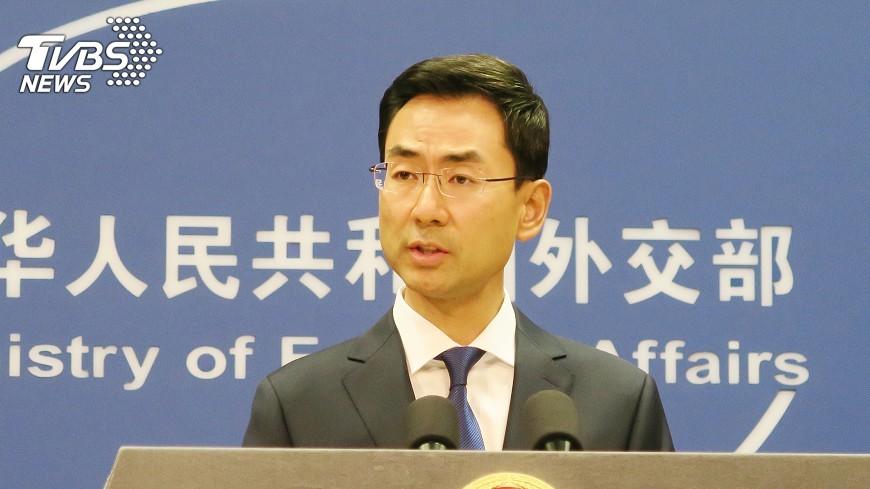 圖/中央社 白宮誤稱習中華民國總統 陸:美已道歉