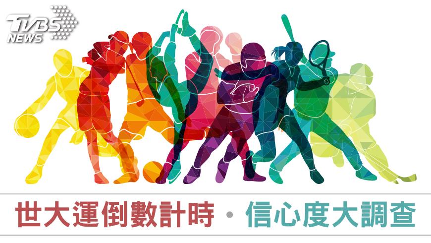 圖/TVBS 民調/世大運倒數! 僅1成民眾想進場觀賽