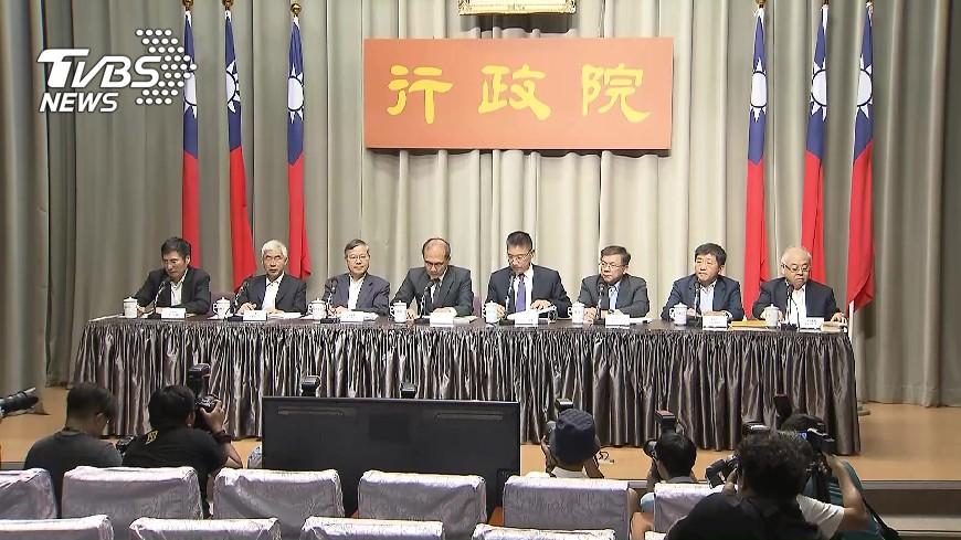 圖/TVBS 前瞻預算案 交通部提軌道與地震海嘯預警