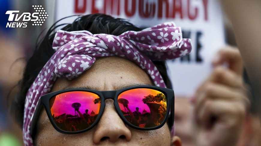 圖/達志影像路透社 日本人很少戴太陽眼鏡? 原來是因為這樣...
