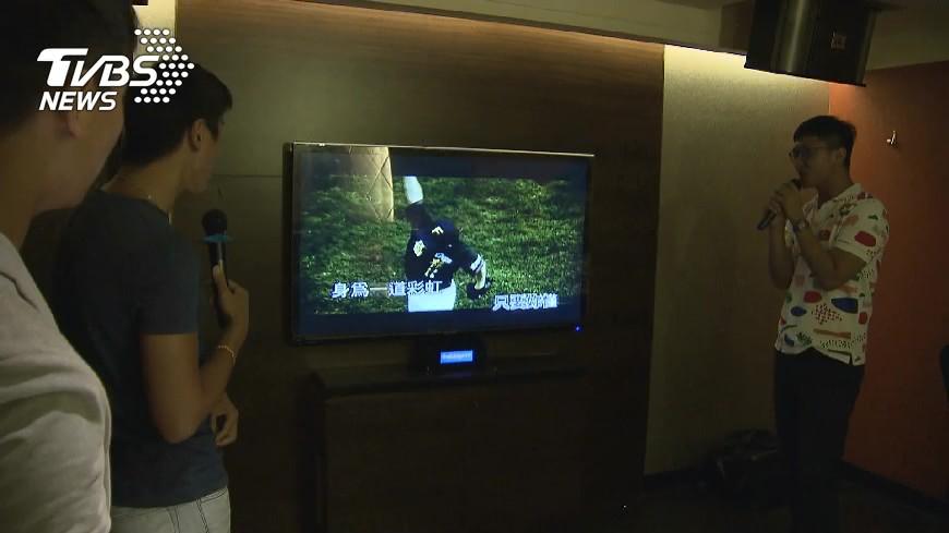 圖/TVBS KTV空氣品質稽查 新北建議包廂納管制
