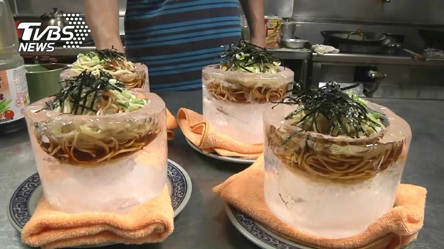 「水流涼麵」的圖片搜尋結果