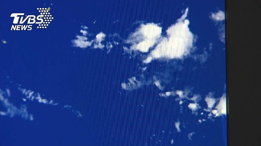 圖/TVBS 9號颱「尼莎」最快週一形成 週五影響東台灣