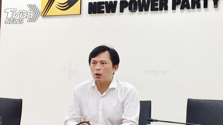 圖/中央社 民進黨籲支持者 投票反對黃國昌罷免案