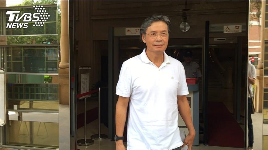 圖/中央社 法院認證男妓說 金溥聰馮光遠庭上激辯