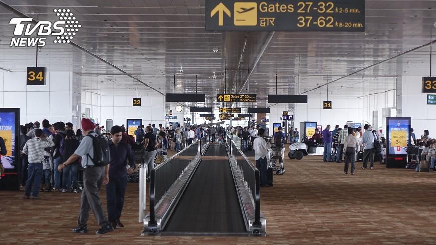 示意圖/TVBS 印度部分地區設旅禁 外交部籲審酌前往