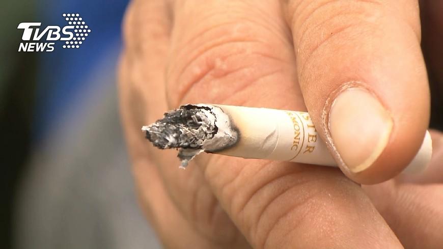 圖/TVBS 台灣吸菸率下降! 電子煙使用率上升