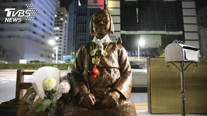 圖/達志影像美聯社 前政府與日訂慰安婦協議 南韓著手重審