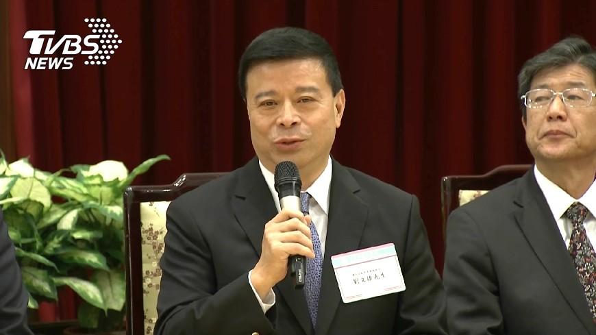 圖/TVBS 親民黨副秘書長劉文雄病逝 享壽64歲