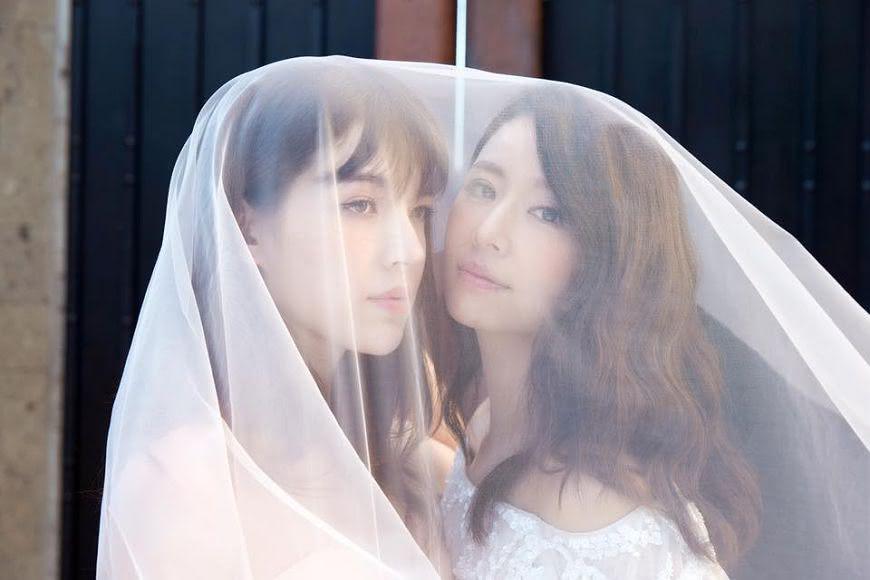 許瑋甯33歲生日 林心如PO絕美婚紗照祝福