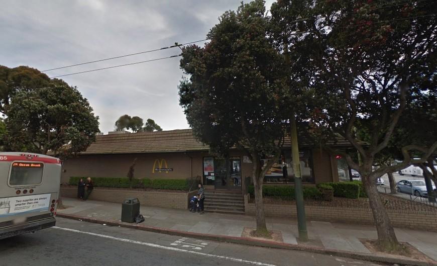 圖/翻攝自Google Map網站 這間麥當勞成犯罪溫床 3年千起投訴市府打算收購後關閉