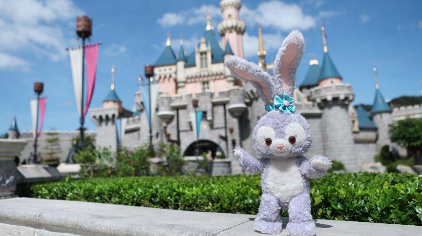 圖/香港迪士尼樂園提供 香港迪士尼再添新成員!超萌粉紫小兔登場