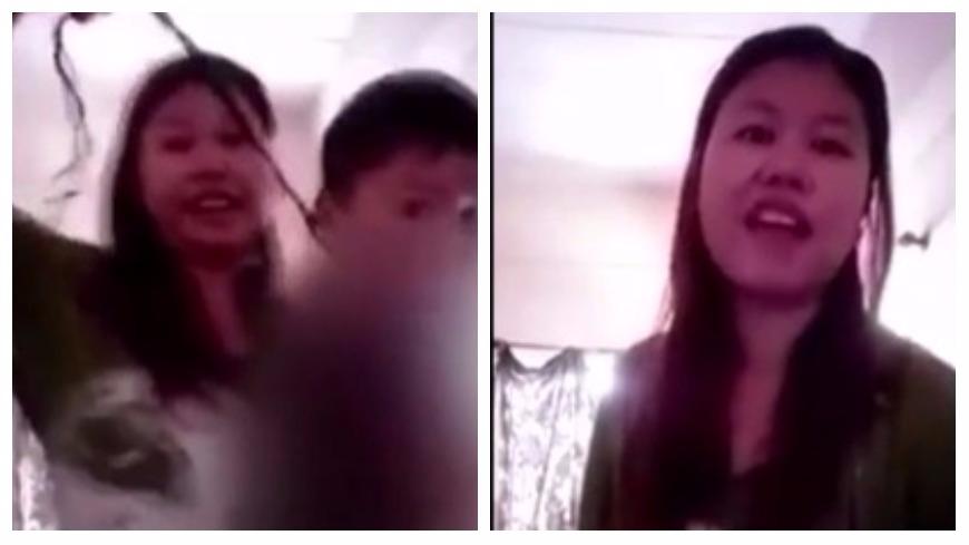 圖/擷取自YouTube、臉書 這款媽媽!不滿夫不接電話 狠母將兒「上吊」洩恨