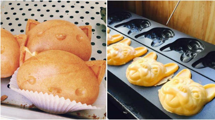 翻攝/貓市場酥皮雞蛋糕、犬首燒臉書 貓臉、大頭狗通通吃下肚!超萌造型「雞蛋糕」都在這