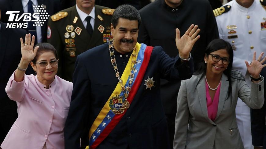 圖/達志影像美聯社 委內瑞拉制憲議會調查馬杜洛的對手