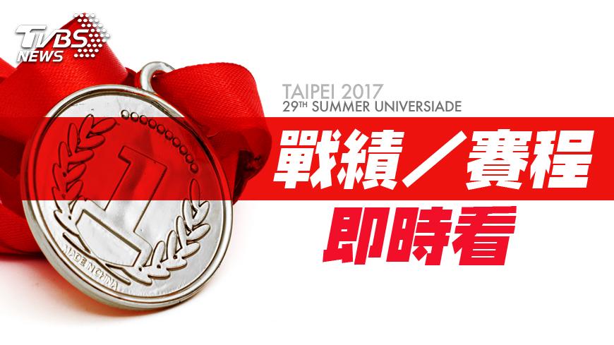 圖/TVBS 快訊/莊佳佳晉級闖金牌戰 劉威廷跆拳並列銅牌
