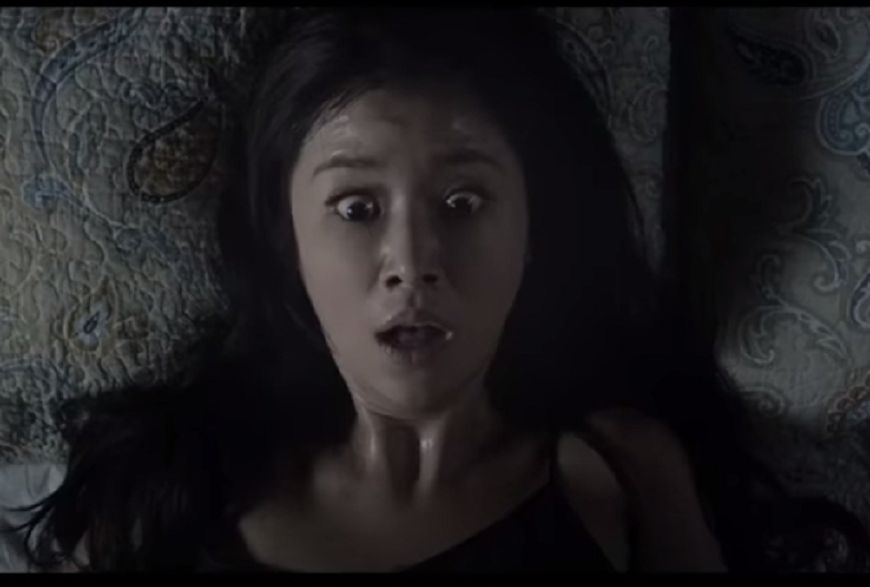 林心如演出驚悚片《京城81號》,演技大挑戰。(圖/擷取自YouTube)
