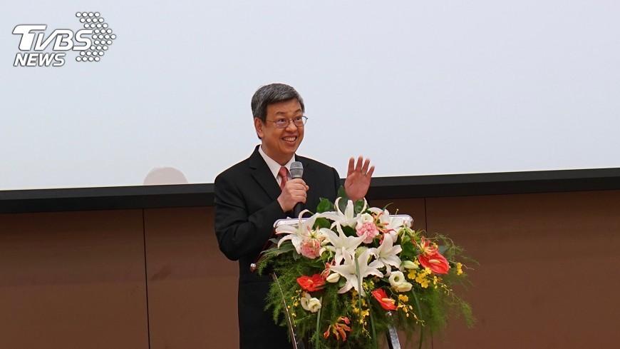 圖/中央社 陳副總統:聯合國大會 盼聖國續支持台灣