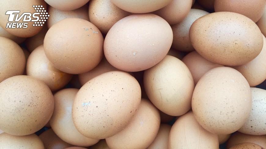 示意圖/TVBS 國產雞蛋農藥超標 台中啟動抽檢蛋雞場