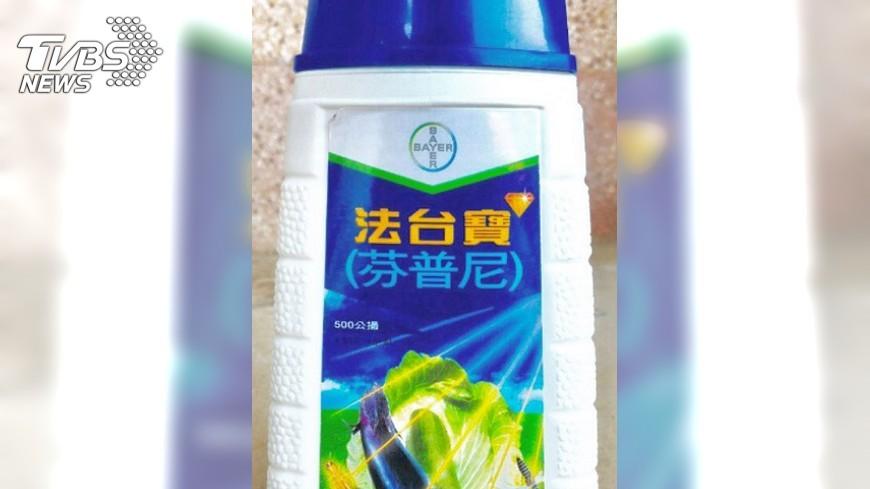 圖/中央社 蛋農承認誤用芬普尼 噴灑蛋雞當除蝨劑