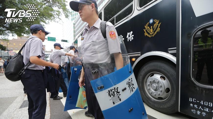 圖/中央社 趁世大運來台賣淫 中國女子遭逮