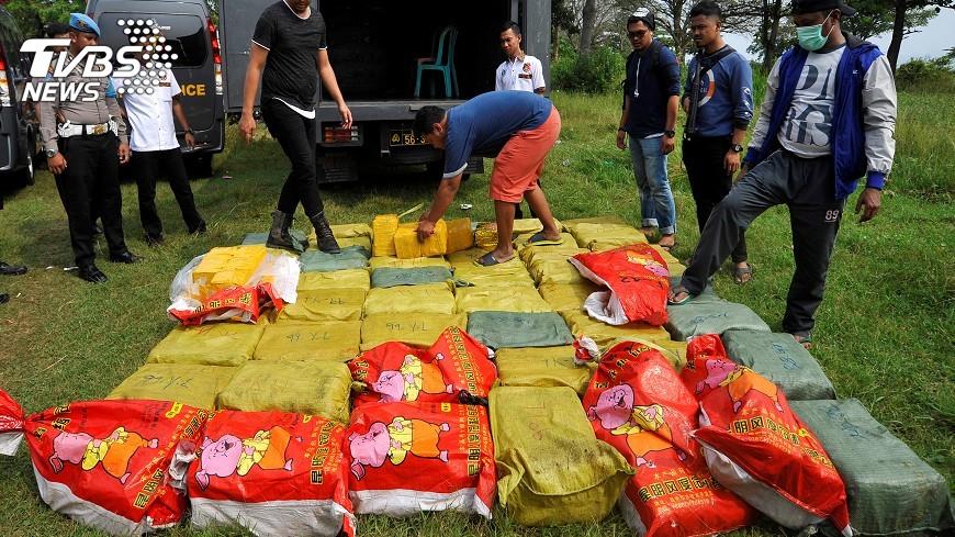 圖/達志影像路透社 印尼下毒販格殺令 明星涉毒也難逃