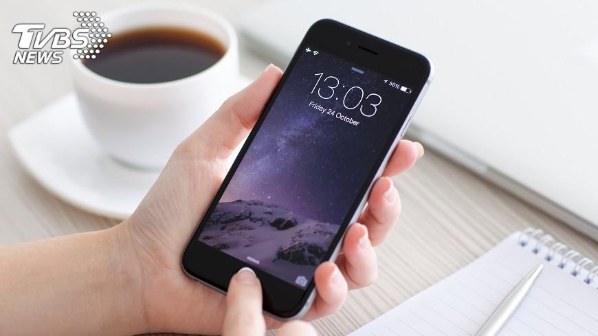 示意圖/TVBS iPhone 8臉部辨識 傳可以這麼快