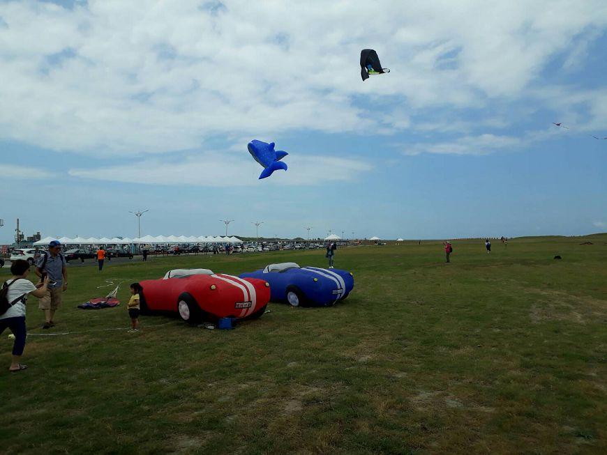 圖/新竹市產業發展處提供,下同。 來看「放風吹」!國際風箏節 各國好手週末開戰
