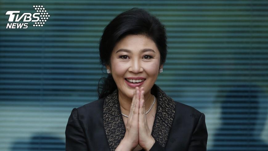 圖/TVBS 泰國流亡前總理盈拉 取得塞爾維亞國籍