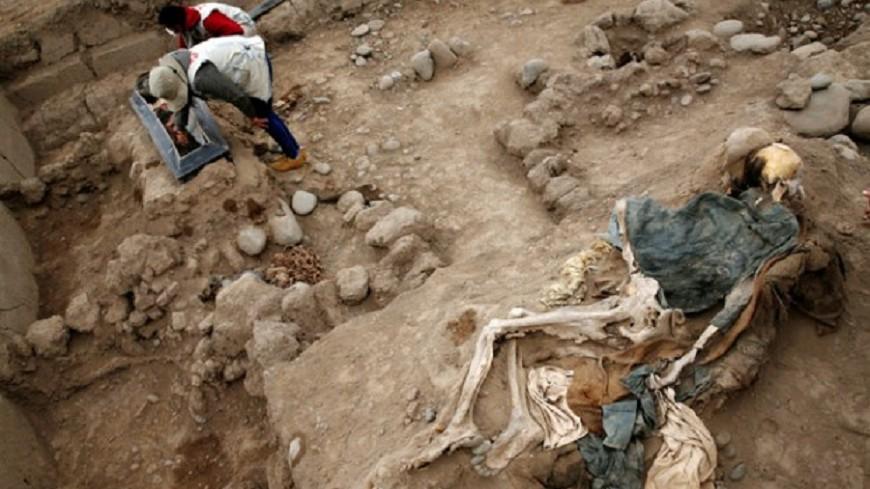20世紀初中國勞工遺骸 秘魯金字塔出土