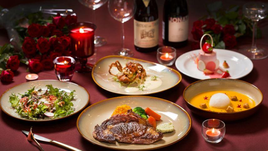 國賓飯店提供 七夕限定!情人夜牛排套餐 平民價吸客