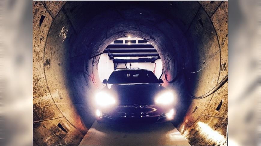 再也不怕塞車! 馬斯克推未來地底隧道