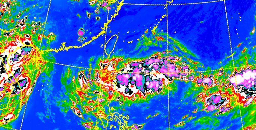 圖/中央氣象局 又有颱風!16號「瑪娃」最快明生成 週末外圍掃台