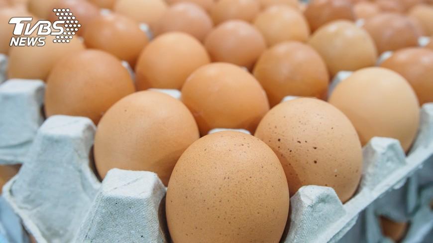 示意圖/TVBS 強化雞蛋溯源 食藥署盼在蛋上噴代碼
