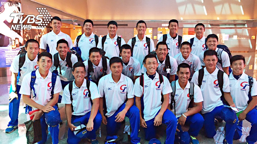 圖/中央社 U18中華勝尼加拉瓜 可能無緣晉級複賽