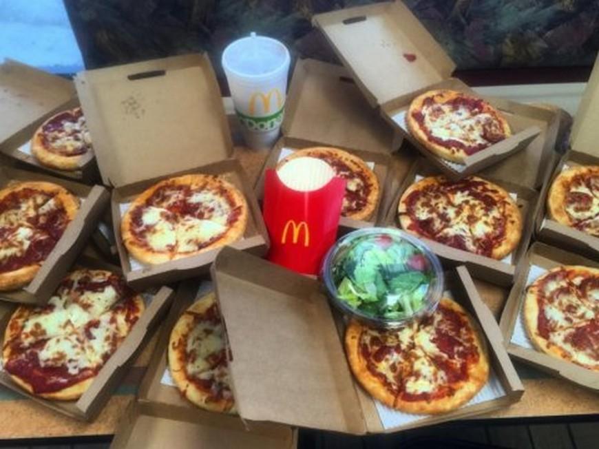 圖/翻攝自Business Insider 時代終結!全球僅存麥當勞「披薩」遭總公司下令停賣