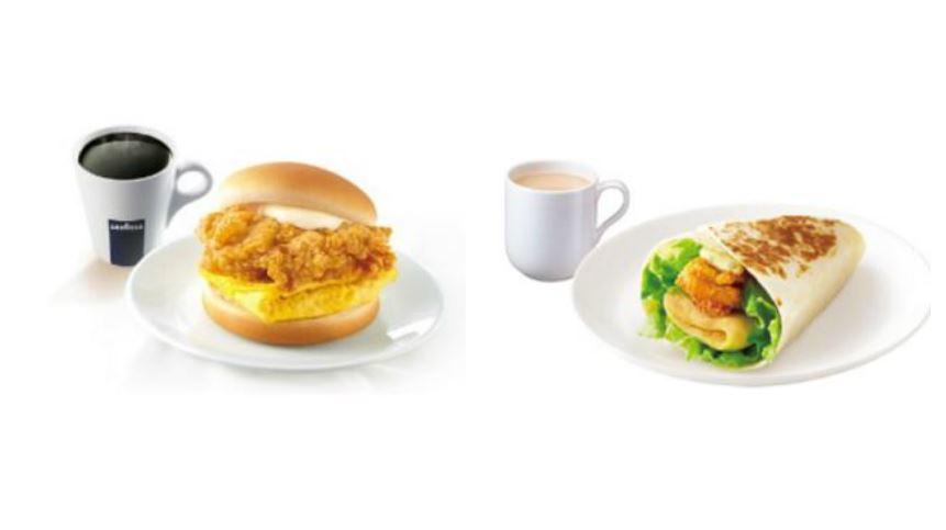 圖/翻攝網路 晚餐想吃哪一家? 盤點CP值高雞腿堡