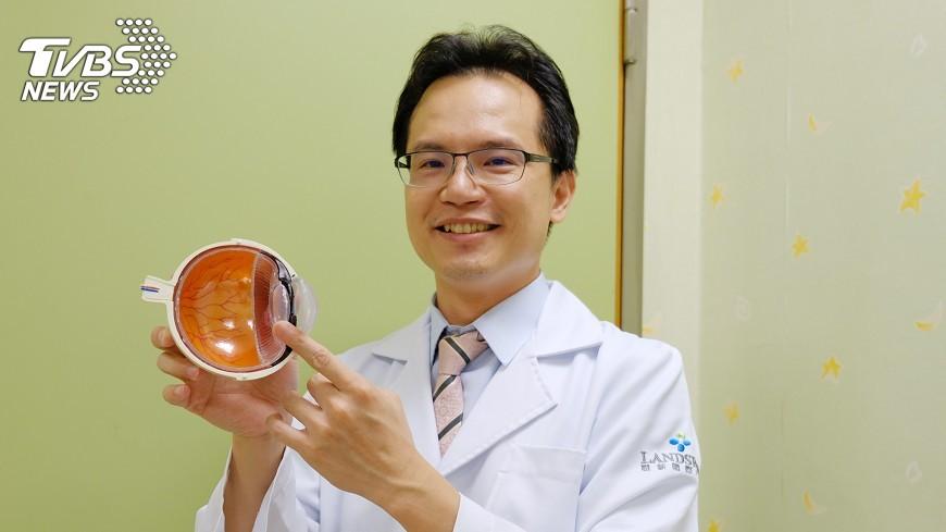 圖/中央社 感冒藥造成視力減退 易被誤會近視加深