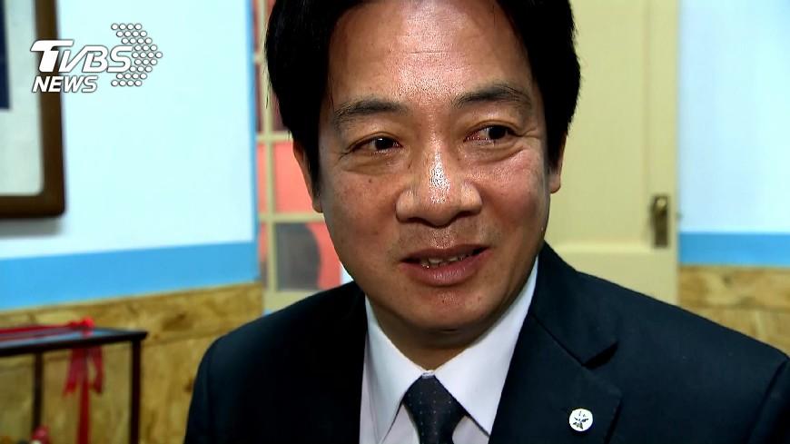 圖/TVBS 新黨擬告賴清德 徐國勇:人民有訴訟權利