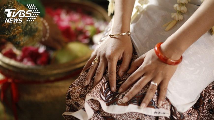 示意圖/TVBS 印尼情侶相戀7年 新娘詫異新郎竟是「她」