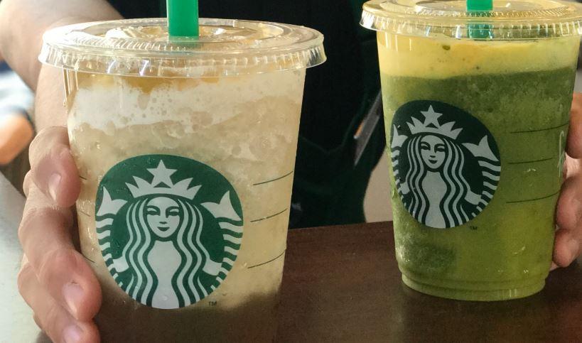 星巴克提供 喝膩咖啡來點清爽!「星冰茶」新鮮水果入列