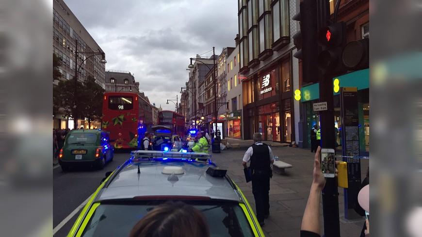 倫敦牛津街傳爆炸 警方:供電網路壞