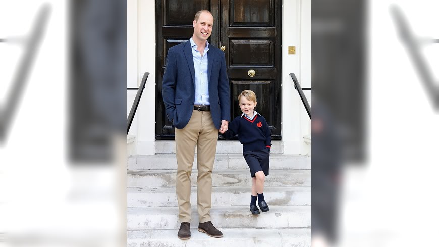 圖/翻攝自The Royal Family 臉書 貴族小學「5星級菜單」曝光 一年學費70萬
