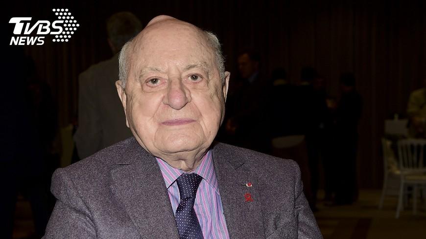 圖/達志影像TPG 法國時尚大亨貝爾傑辭世 享壽86歲