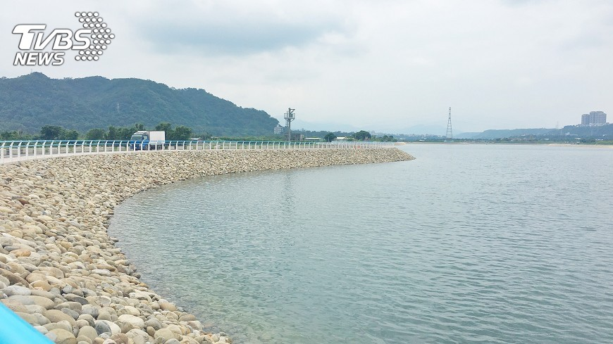 圖/中央社 北水局防颱整備完成 務求穩定供水