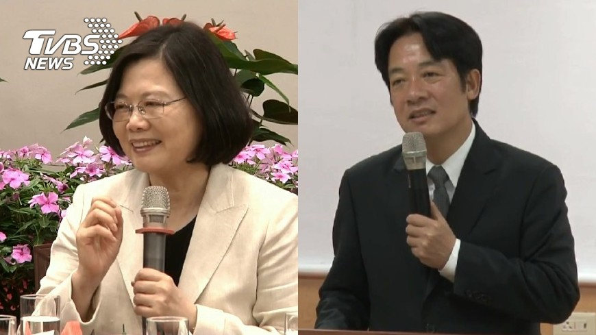 圖/TVBS T怪客踢新聞/賴清德將讓蔡英文成為過渡型人物?
