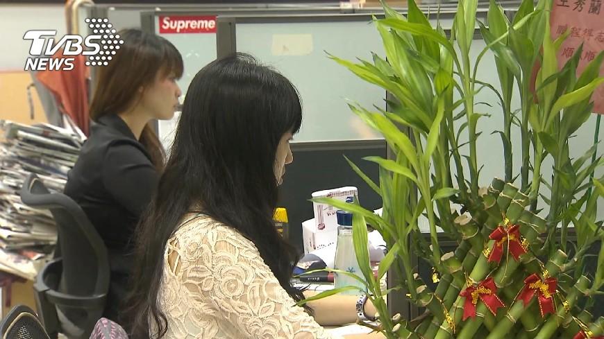 圖/TVBS資料畫面 她月薪15萬卻忙「打雜」!荷蘭爸嘆:台灣老闆浪費人才